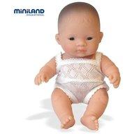 Miniland - Papusa bebelus baiat asiatic 21 cm