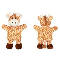 Goki - Papusa de mana Girafa