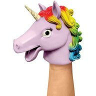 TOBAR - Papusa de mana - Unicorn