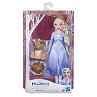 Hasbro - Papusa Printesa Elsa , Disney Frozen 2 , Foc de tabara