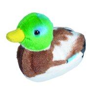 WILD REPUBLIC - Jucarie din plus interactiva Rata salbatica - Mallard duck , Cu sunet