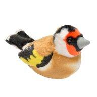 WILD REPUBLIC - Jucarie din plus interactiva Sticlete - European Goldfinch , Cu sunet