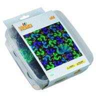 Hama - Set margele de calcat Pasari In cutie de plastic, 10500 buc Mini