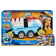 Spin Master - Camion Dino Patroller , Paw Patrol , Cu lansator, Motorizat