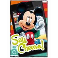 Star - Paturica copii Mickey Say Cheese