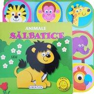 Carte educativa Pentru prichindei - animale salbatice