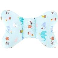 Bambinice - Perna bebelusi Butterfly, Albastru/Circus