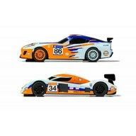 Globo - Pista de masini Gulf Racing Cu masinute Gulf LMP vs GT Gulf, Traseu 484 cm