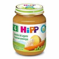 HiPP - Piure din amestec de legume, 125 gr