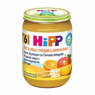 HiPP - Piure Fruct&Cereale, fructe gustoase, 190 gr