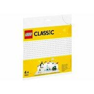 Placa de baza LEGO® Classic, pcs  1, Alb
