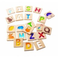 Plan Toys - Alfabetul copiilor