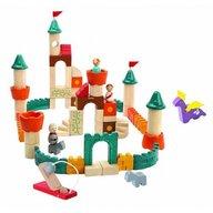 Plan Toys - Blocuri de construit Plan Toys cu model fantezie