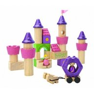 Plan Toys - Set de contructie Printese