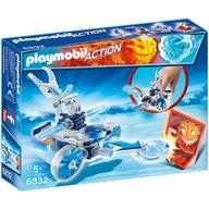 Playmobil - Frosty si lansator de discuri