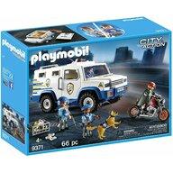 Playmobil - Masina de politie blindata