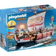 Playmobil - Nava razboinicilor romani