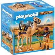 Playmobil - Razboinic egiptean cu camila