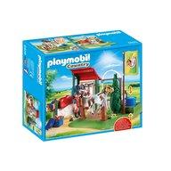Playmobil - Statie de ingrijire cai