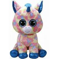 TY - Jucarie din plus Unicornul Blitz , Boos , 42 cm, Albastru