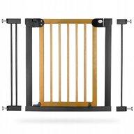 Ricokids - Poarta de siguranta prin presiune , Cu lemn din Metal, 76-104 cm