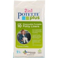 Potette Plus - Saci biodegradabili 10 buc