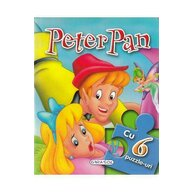 Povesti cu puzzle - Peter Pan, 36 piese