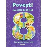 GIRASOL - Povesti de citit la 8 ani