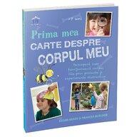 DPH - Carte educativa Prima mea carte despre corpul uman