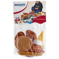 Miniland - Produse de cofetarie set de 15 figurine