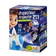 Buki France - Proiector 2 in 1