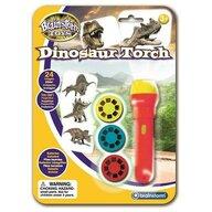 Brainstorm - Proiector tip lanterna - Taramul dinozaurilor