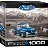 Puzzle 1000 piese 1954 Ford F, 100 Heritage Ranch