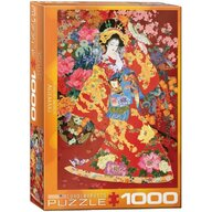 Puzzle 1000 piese Agemaki, Haruyo Morita (mare)