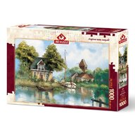 Puzzle 1000 piese, BACK HOME