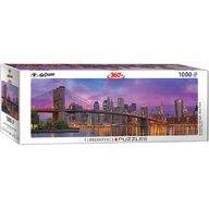 Puzzle 1000 piese Brooklyn Bridge New York