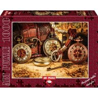 Puzzle 1000 piese, PAST TIME
