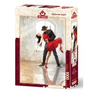Puzzle 1000 piese, THE DANCE OF PASSION
