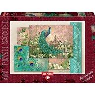 Puzzle 2000 piese, Jewel Of The Garden, DONA GELSINGER