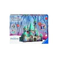 Ravensburger - Puzzle 3D Castel Frozen II, 216 piese