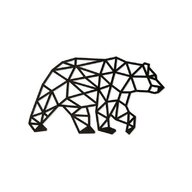 EWA - Puzzle din lemn Baer , Puzzle Copii , Decorativ 3D, piese 167