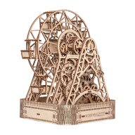 Wooden City - Puzzle 3D Ferris Wheel , Puzzle Copii , Kit model mecanic, piese 429