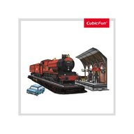 CUBICFUN - Puzzle 3D Harry Potter - Tren Puzzle Copii, piese 180