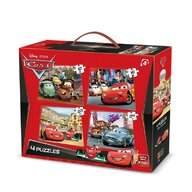 Puzzle 4 in 1 Cars