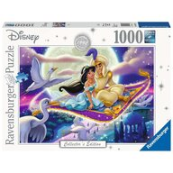 Ravensburger - Puzzle personaje Aladdin , Puzzle Copii, piese 1000