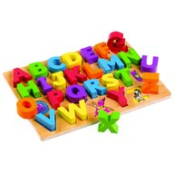 Tidlo - Puzzle alfabet litere mari