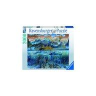 Ravensburger - PUZZLE BALENA FANTASTICA, 2000 PIESE