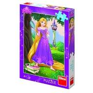 Dino - Toys - Puzzle Brave Rapunzel 24 piese
