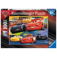 Ravensburger - Puzzle Cars 100 piese