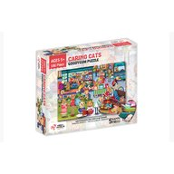 Chalk and Chuckles - Puzzle cu surprize Goodygum, 100 piese